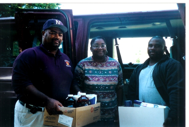 Accomack County Parks and Recreation USDA Summer Food Service Program Team